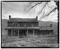 Buckhorn Manor, State Route 603, Bacova, Bath County, VA HABS VA,9-BACO.V,1-7.tif