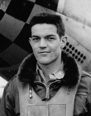 Harrison B. Tordoff - Tordoff as a pilot during World War II