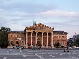 Hall of Art, Budapest