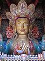 Buddha ...in thiksey monastery.jpg