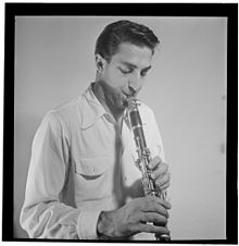 Buddy DeFranco, foto: William P. Gottlieb