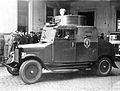 Buenos Aires - Camión blindado de la Policía de la Capital.jpg