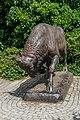 Bull - Isidore-Jules Bonheur - Stadtgarten Karlsruhe 02.jpg
