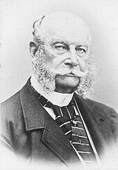 Wilhelm I. in Zivil, nach 1871 (Quelle: Wikimedia)