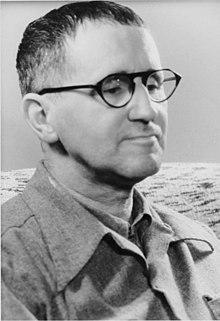 Bertolt Brecht Wikiquote
