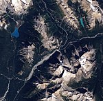 Burgess Shale, Yoho National Park of Canada (cropped).jpg