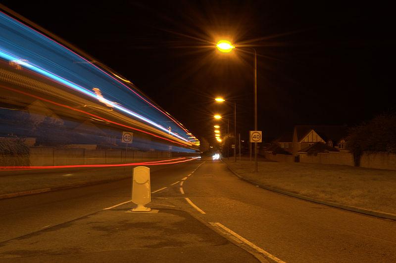 File:Bus at Night.jpg