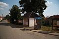 Bus stop in Pucov in 2013, Třebíč District.JPG
