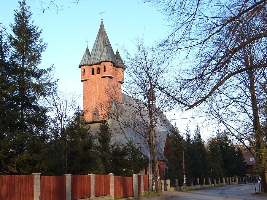 Bystra, Sucha County