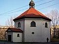 Bytom - Dawny kościół Bożogrobców.JPG