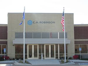C. H. Robinson - C.H. Robinson IT entrance
