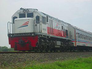Kereta Api Gajah Wong Wikipedia Bahasa Indonesia Ensiklopedia Bebas