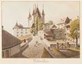 CH-NB - Thun, Schloss, von Osten - Collection Gugelmann - GS-GUGE-WEIBEL-F-3.tif