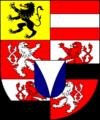 COA archbishop AT Liechtenstein-Kastelkorn Jakob Ernst SB.png