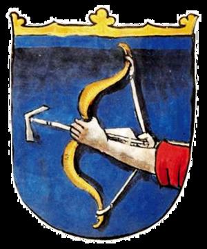 Coat of arms of Kiev - Image: COA of Kiev 1480