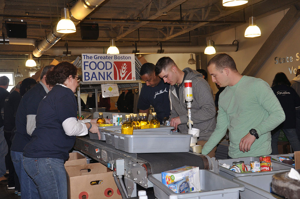Greater Boston Food Bank Bethany Ct