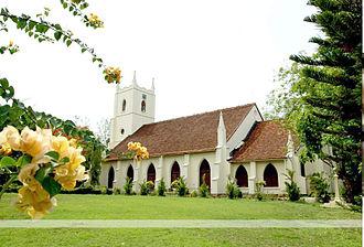 Saint Thomas Anglicans - Image: CSIMK Dcathedral