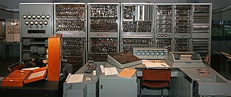 CSIRAC - CSIRAC, Australia's first digital computer, as displayed at the Melbourne Museum