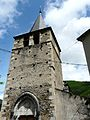 Cadéac église clocher.JPG
