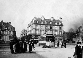 Image illustrative de l'article Ancien tramway de Caen