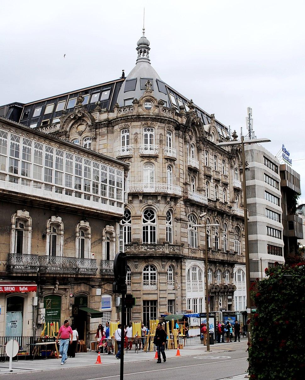 Café Moderno, 2011, Vigo
