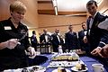 Cake during the Air Force Ball (15276811751).jpg