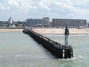 Calais pier