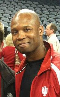 Calbert Cheaney American basketball player