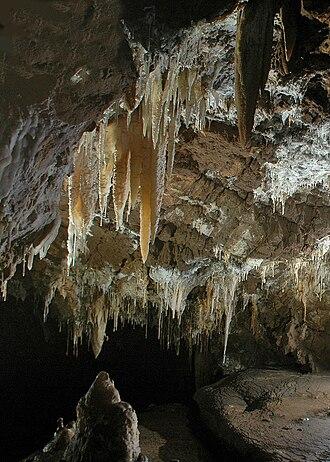 California Caverns - Image: California Caverns