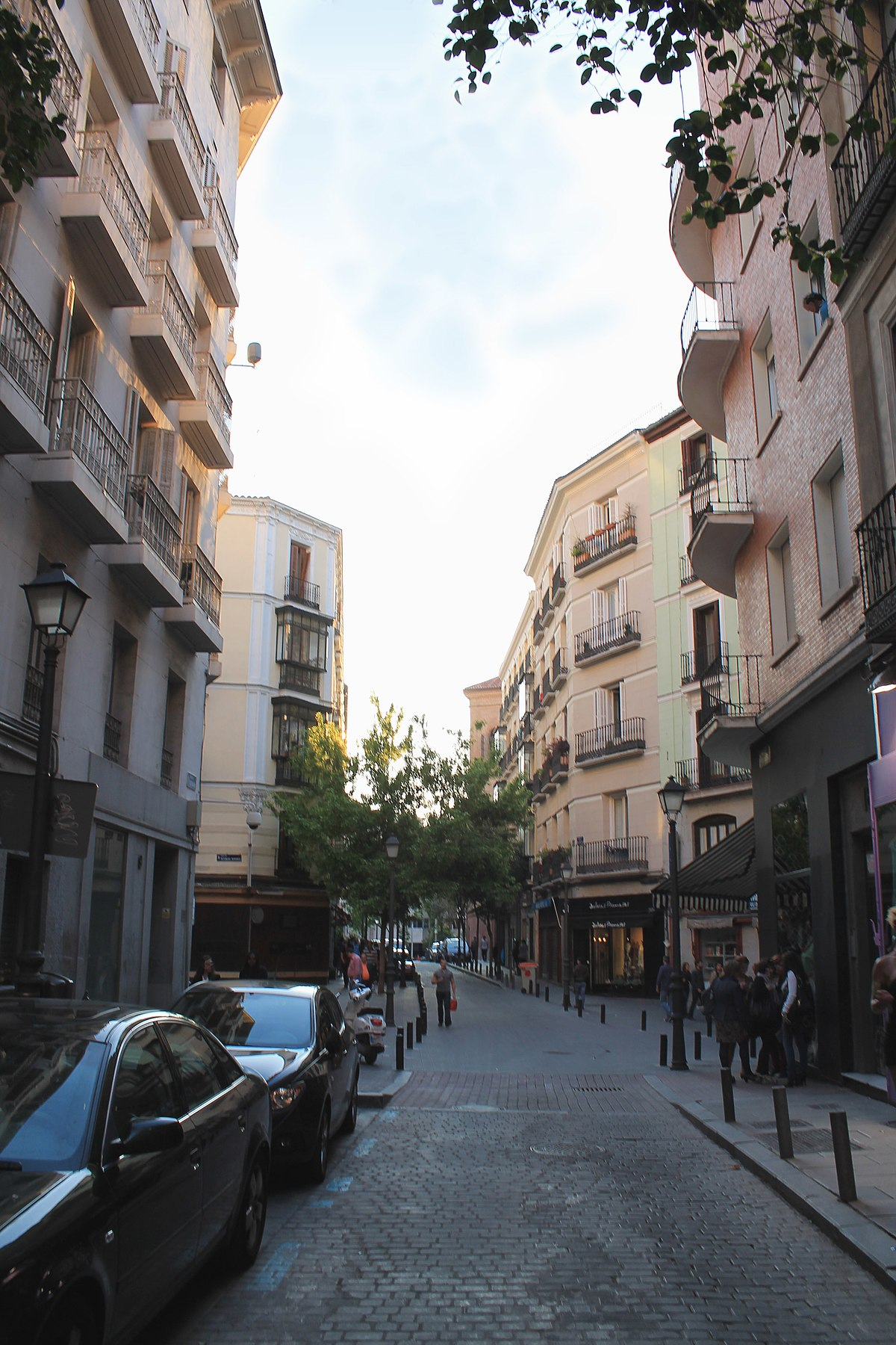 Calle del desenga o wikipedia la enciclopedia libre for Calle del prado 9 madrid espana