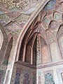 Calligrapghy and acoustics design in Wazir Khan Mosque.jpg