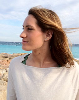 Camille Muffat French swimmer