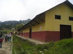 Zipacón - Image: Camino real de Zipacón