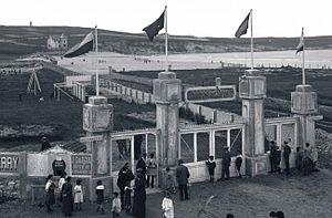 Racing de Santander - Campos de Sport de El Sardinero before 1910.
