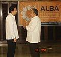 Canciller Falconí participa en la VIII Cumbre del ALBA y destaca mecanismo como espacio de concertación y diálogo (4184379303).jpg