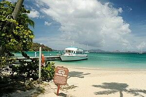 Virgin Islands National Park - Caneel Bay