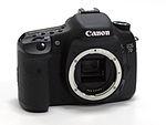 en:Canon EOS 7Dru:«Кэнон» EOS 7D