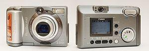 Canon PowerShot A - Image: Canon Powershot A40