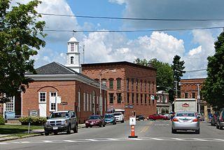 Canton (village), New York Village in New York, United States