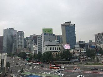 Seoul - Seoul view