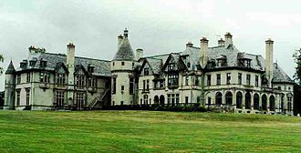 Howard Greenley - The Carey Mansion, originally called SeaView Terrace, in 1999