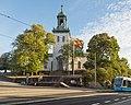 Carl Johans kyrka September 2016.jpg