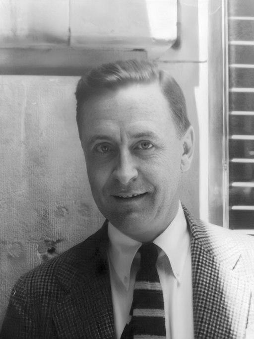 Carl van Vechten - Francis Scott Fitzgerald 1937 Detail