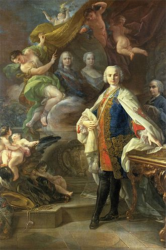 Corrado Giaquinto - Farinelli as painted by Giaquinto