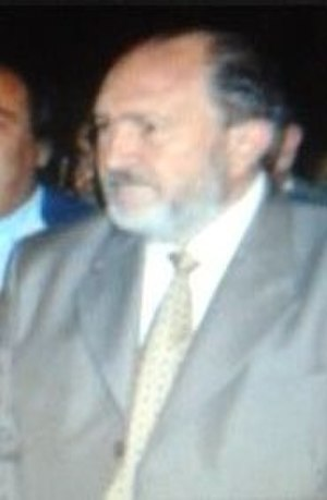 Governor of La Pampa Province - Image: Carlos Verna cropped