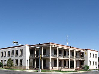 Carlsbad, New Mexico - Image: Carlsbad New Mexico Municipal Building