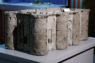 Models of fortress of la Bastille