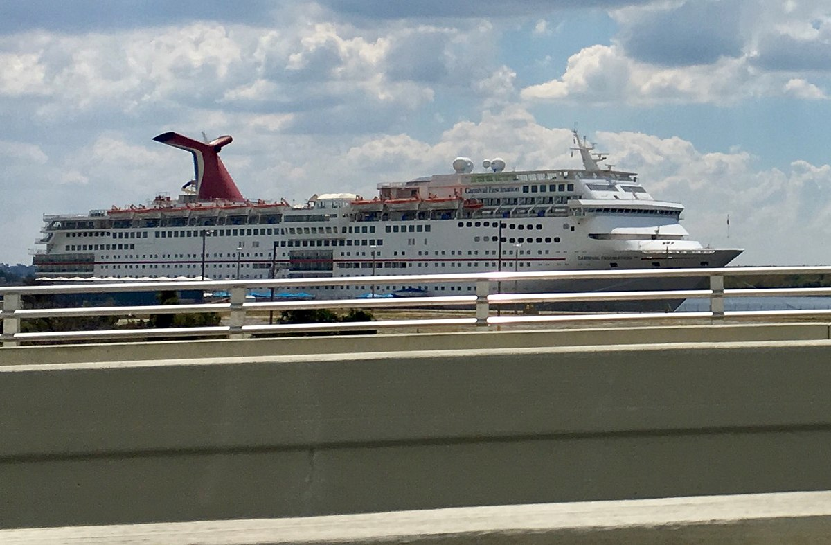 Carnival Fascination Wikipedia - Cruise ship that lost power 2018