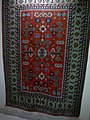 Carpet from Shemakha in the Palace of Shirvanshahs 2.jpg