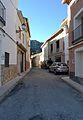 Carrer de Benitaia, la Vall de Gallinera.JPG